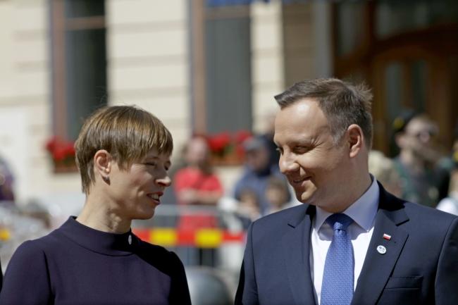 Польша и Эстония надеются на дальнейшее укрепление восточного фланга НАТО