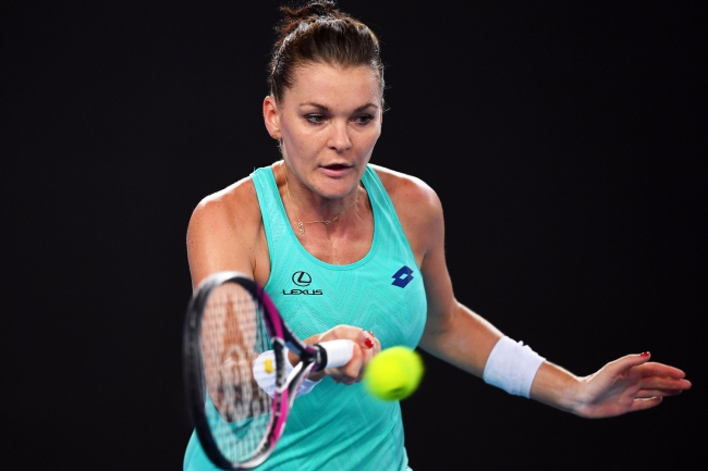 Tennis: Radwańska out of Australian Open