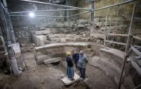 Археологи в Иерусалиме нашли древнеримский амфитеатр
