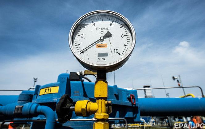В Украине возросло потребление газа