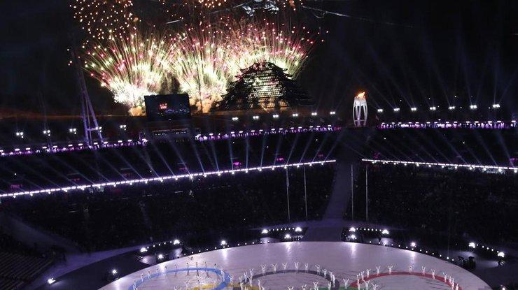 Закрытие Олимпиады-2018: самые яркие моменты