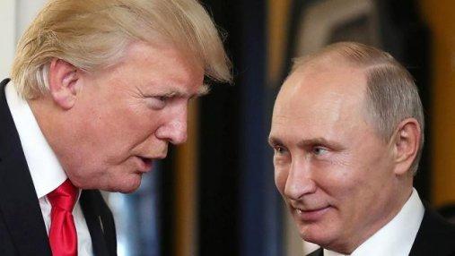 Стало известно о пребывании Трампа в Москве, где он хотел стать лучшим другом Путина