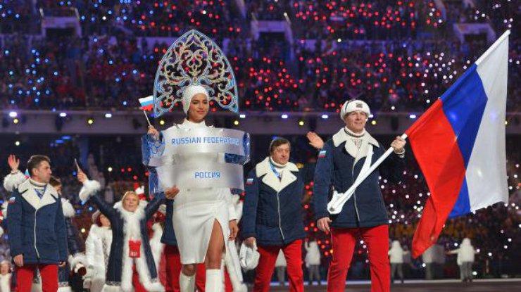 Россия лишилась первого места в медальном зачете Олимпиады-2014