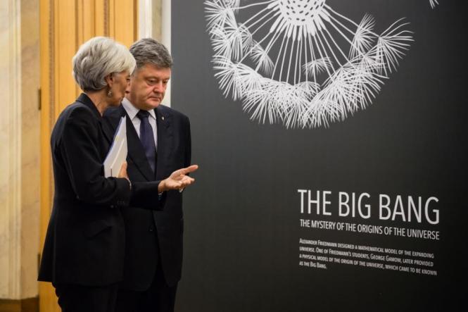 S & P: Пятый транш МВФ может стать последним для Украины