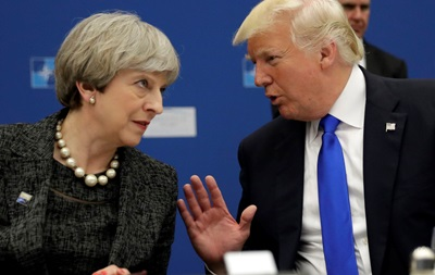 Трамп раскритиковал план  мягкого Brexit
