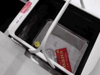 В Японии изобрели умную корзину для покупок, которая сама считает сумму к оплате (видео)
