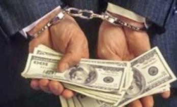 Задержан на взятке в $2 тыс. чиновника ГУ Госслужбы по вопросам труда в Одесской области