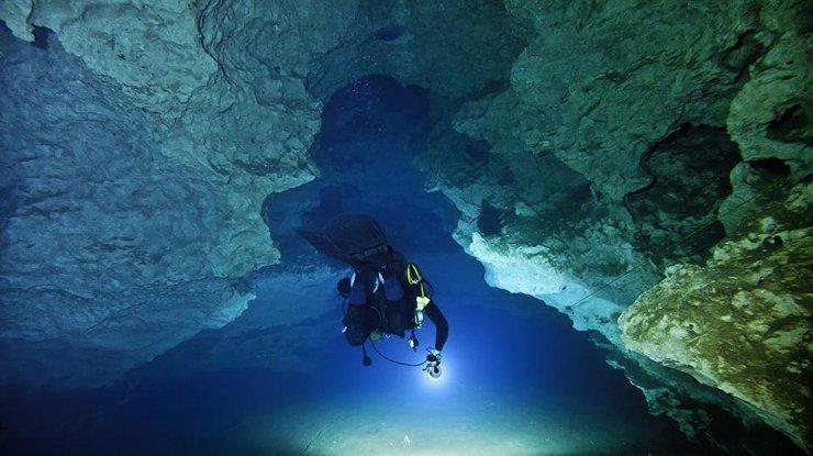 Крупнейшую в мире пещеру удалось обнаружить археологам (фото)