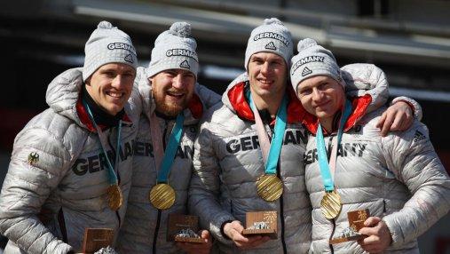 Зимняя Олимпиада-2018: медальные итоги 25 февраля