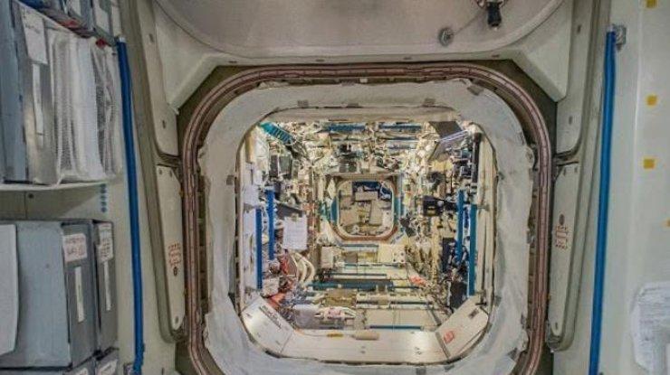 NASA устроило 3D-тур по Международной космической станции