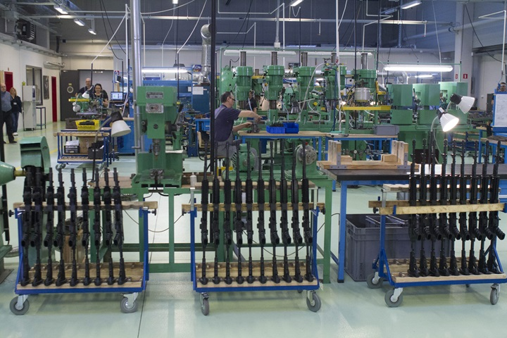 Polish arms factory to invest EUR 22 mln in machinery to boost output