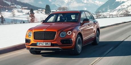 Bentley представила модель 2-го уровня автономности (ФОТО)