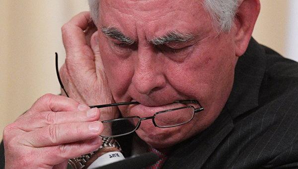 Тиллерсон уточнил, когда покинет пост госсекретаря