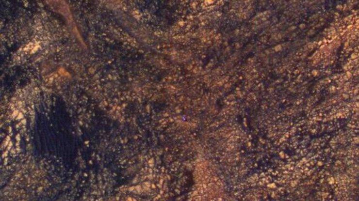 NASA показало фото одиночества на Марсе