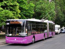 Троллейбусы покупали к Евро-2012