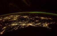 Астронавт NASA опубликовал снимок северного сияния над США