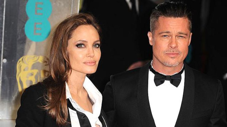 Анджелина Джоли и Брэд Питт поделили опеку над детьми