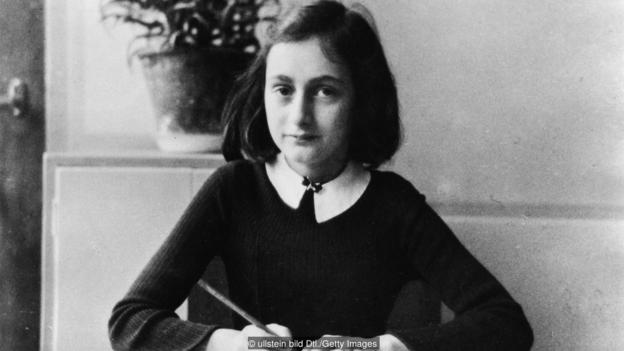 The letter Anne Frank wrote to the US