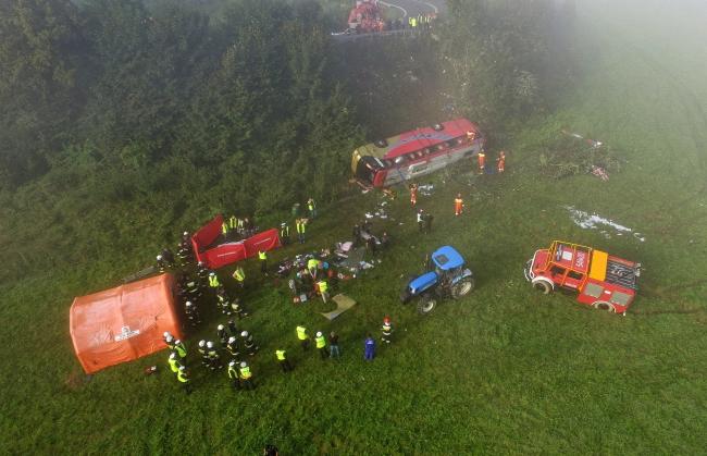 Попередні висновки прокуратури про аварію під Перемишлем