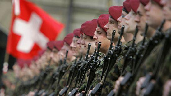 В Швейцарии ввели налог для «прогульщиков» армии