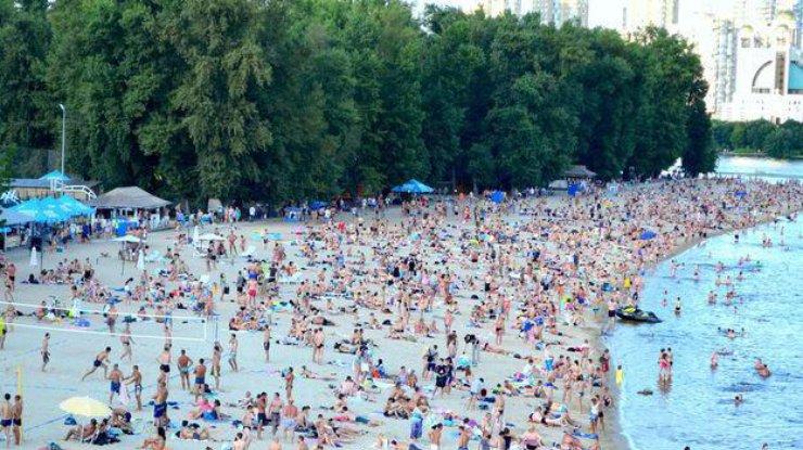 Пляжи Украины заражены опасной инфекцией - Минздрав