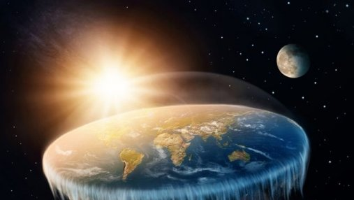 3 процентов россиян считают, что Земля – плоская: результаты исследования