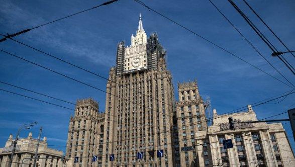 МИД России осудил действия Израиля