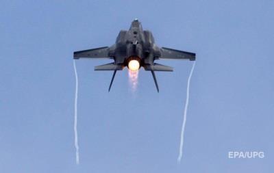 Символ міці США. F-35 вперше випробували в бою