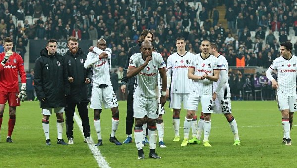 УЕФА оштрафовал Бешикташ на 25 тысяч евро