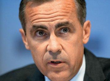 Подъем ставки Банком Англии в этом году вероятен, но будет постепенным