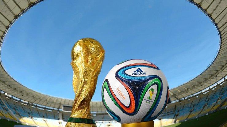 Украина объявила бойкот ФИФА