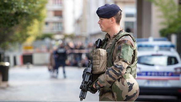 Захват заложников во Франции обновлено 15:49