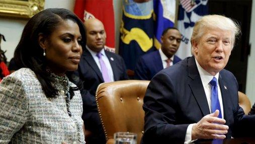 Трамп подал иск против экс-советницы Омаросы
