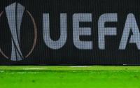 УЕФА запретил проводить матчи в ряде регионов Украины