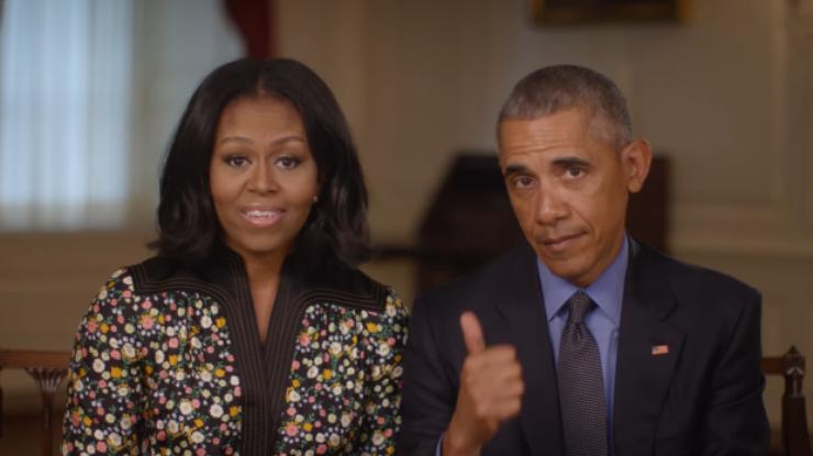 Барак Обама будет снимать фильмы для Netflix