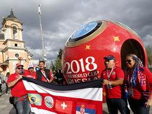 Чемпионат мира по футболу стартует 14 июня