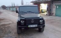 Украинец переделал УАЗ в Гелендваген