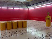 Завод рассчитан на переработку жидких радиоактивных отходов в течение 20-летнего периода