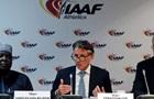Дисквалификацию российских легкоатлетов продлили, Украину серьезно проверят