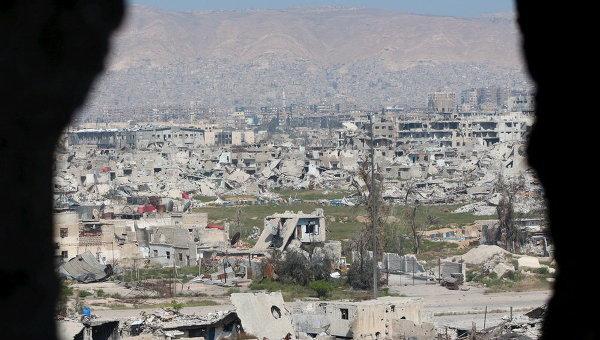 В Восточной Гуте за два дня погибли более 100 человек - Госдеп