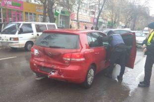 Массовое ДТП в центре Николаева: затруднено автомобильное движение