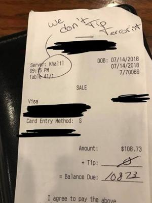Please, Please, Please Stop Reporting on Viral Receipt Stories