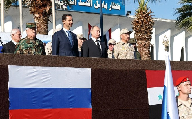 Росія озброює диктатора Асада ракетними комплексами