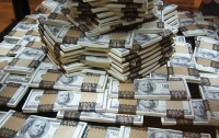 Валютный госдолг Украины резко вырос