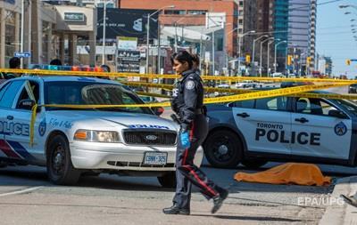 Жертвами наезда в Торонто стали девять человек
