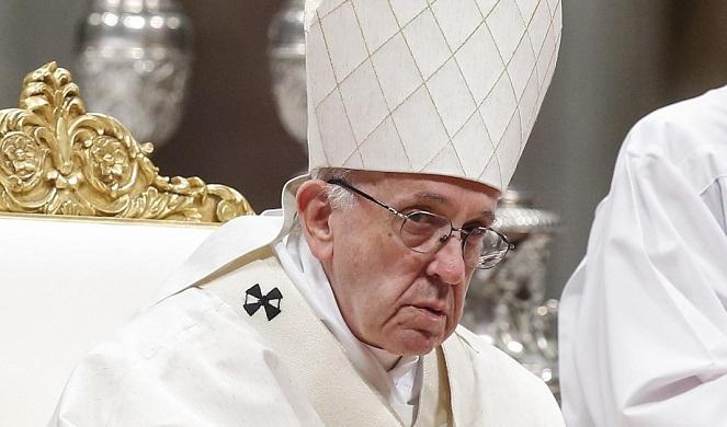 Папа римский призвал возродить смысл празднования воскресенья
