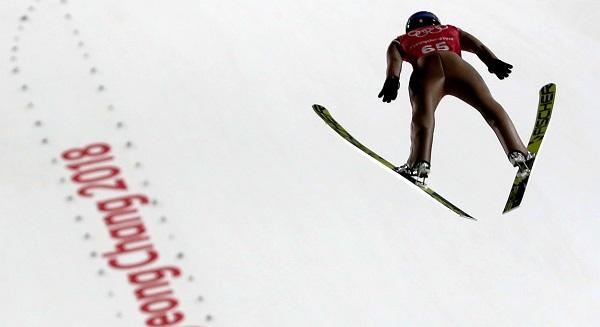 Камиль Стох завоевал олимпийское золото