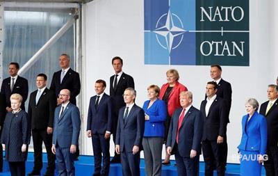 У НАТО підтвердили прагнення України до членства