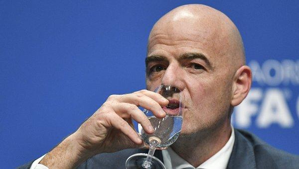 Глава ФИФА подготовил план революционных реформ в футболе