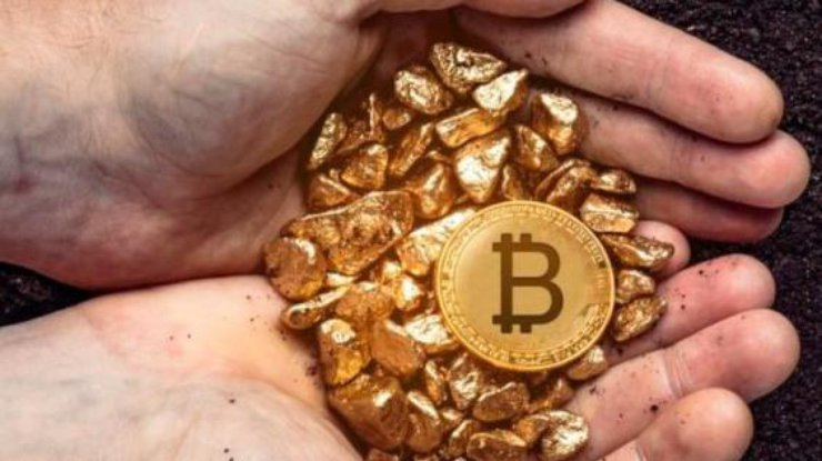 Биткоин: курс криптовалюты снова упал